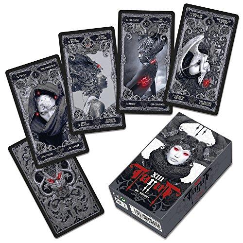 Lo Scarabeo Fournier Nekro Tarot Cards by Lo Scarabeo (Image #1)