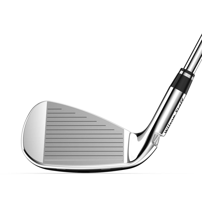 Wilson Steel 4-9+PW Staff, Kit Hombre, 7 Palos de Golf, Mano ...