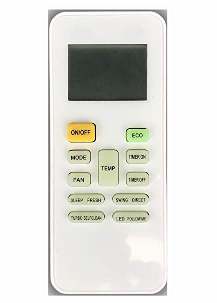 Amazon com: Meide RG52B/BGCE AC Remote Control For Midea
