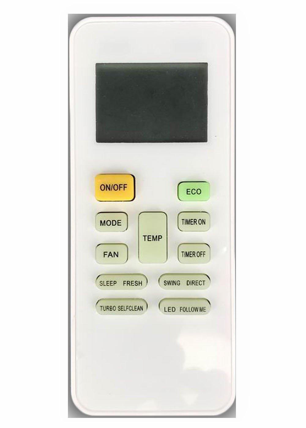 Meide RG52B/BGCE AC Remote Control For Midea Carrier Springer Window Wall Mounted Portable Remote Controller Air Conditioner Air Conditioning RN02A/B RG52B/BGE