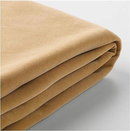 IKEA ASIA FARLOV - Funda para sofá de 2 plazas, Color Amarillo y ...