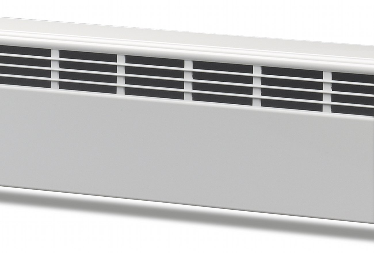 Slant/Fin Revital/Line Aluminum Baseboard Heater Replacement Cover in Brite White