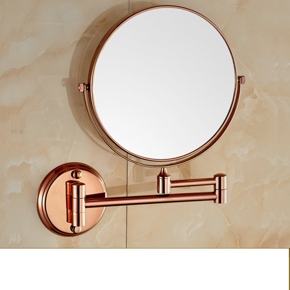 telescoping mirror for bathroom antique bathroom wall mount makeup mirror folding mirror 20780