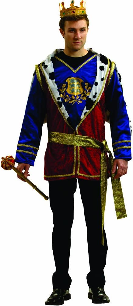 Dress Up America Set da Costume Noble King per adulti