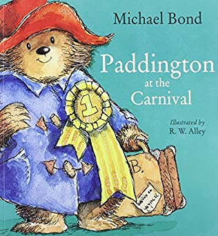 book cover of Paddington at the Carnival
