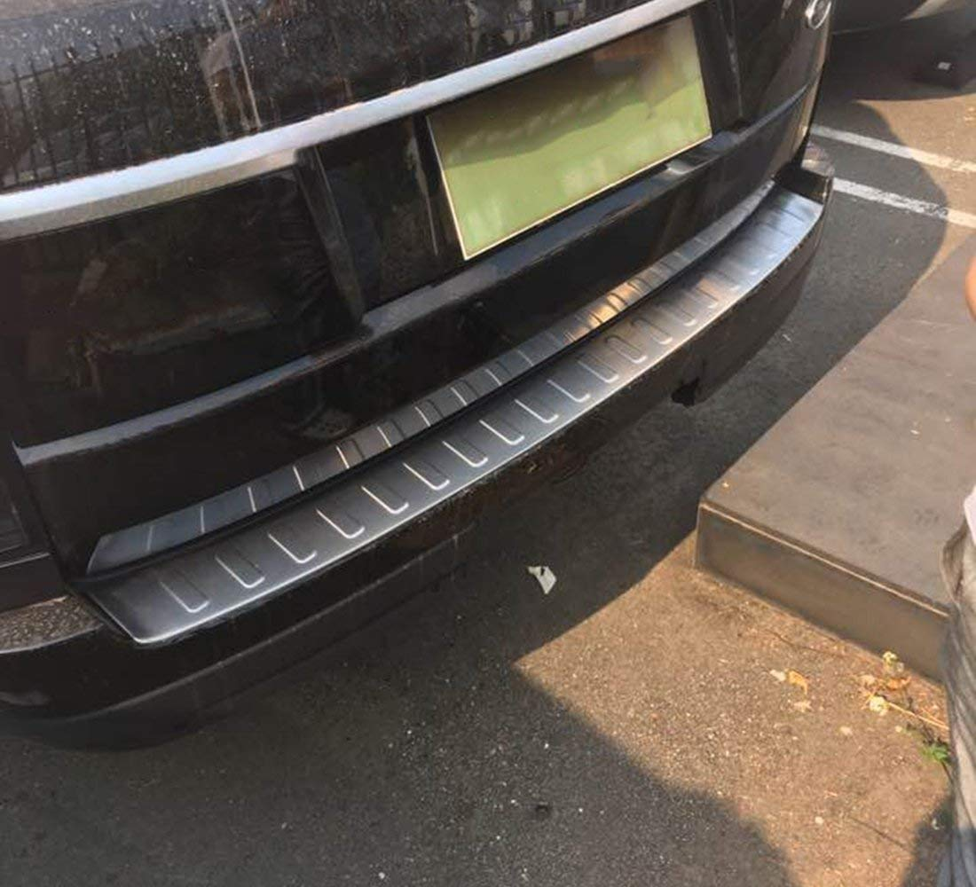 f/ür Landrover Range Rover Vogue L405 2013-2017 1 St/ück Topauto TOP-Auto Edelstahl-Abdeckung f/ür Sto/ßstangenschutz