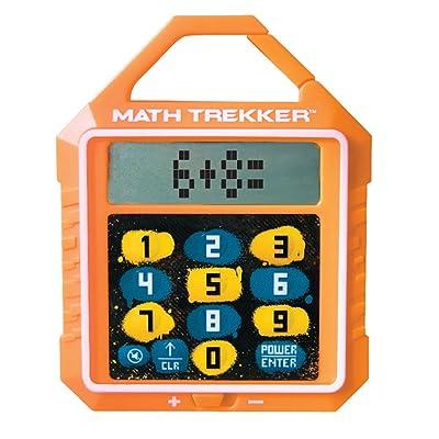 Educational Insights Math Trekker Addition-Subtraction, Grades 1+: Toys & Games