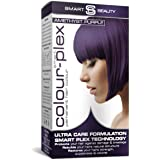 Smart Beauty Amethyst Purple Permanent Hair Dye | Professional Salon Quality Hair Color | Contains Smart Plex which…