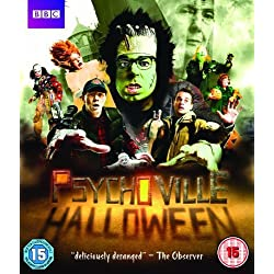 Psychoville Halloween [Blu-ray]
