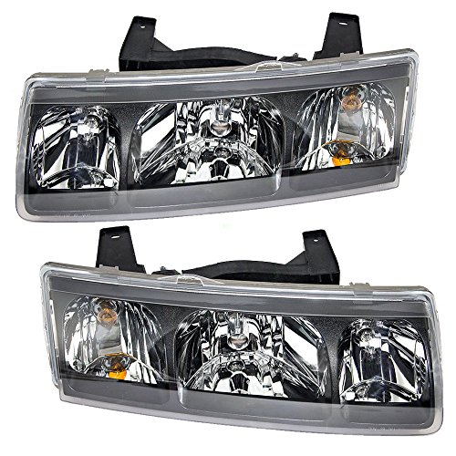 - Driver and Passenger Headlights Headlamps Replacement for Saturn 22702945 22702946 AutoAndArt
