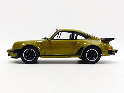 Norev - 911 Turbo 3.3L Copa 1977 Porsche, 187575, Verde Oliva, en Miniatura (Escala 1/18: Amazon.es: Juguetes y juegos