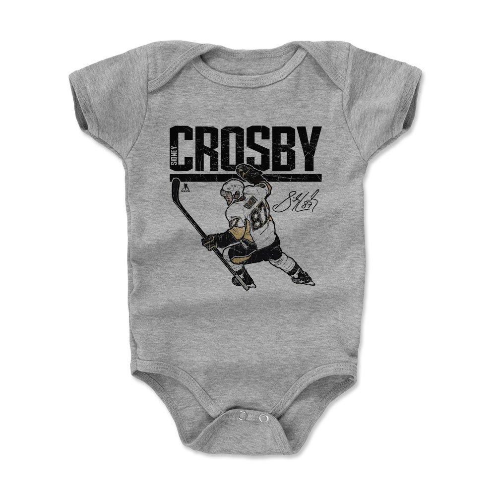 【ギフト】 500レベル's Months Sidney Crosby Infant & 6 Baby Onesieロンパース – - ファンギアPittsburghホッケーNHLの公式ライセンス選手Association – Sidney CrosbyハイパーK B01N4A38K7 ヘザーグレー 3 - 6 Months 3 - 6 Months|ヘザーグレー, Flying Saucer:5469a6e0 --- svecha37.ru