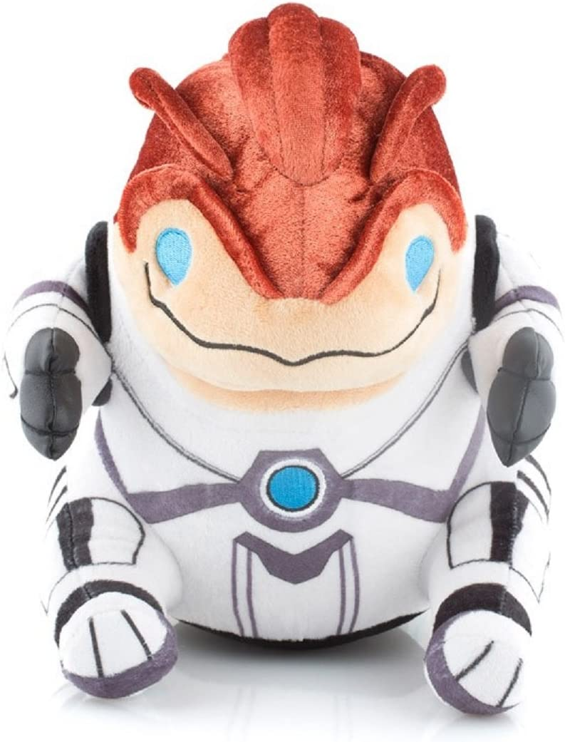 BIOWARE Grunt Collector's Plush Mass Effect with Collector's Card