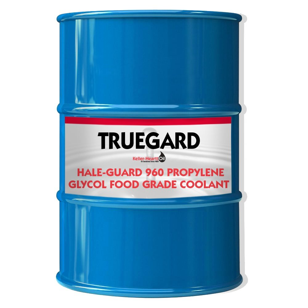 TRUEGARD 960 NSF-Certified Food Grade Propylene Glycol Inhibited Coolant 100% Concentrate 55-Gallon Drum