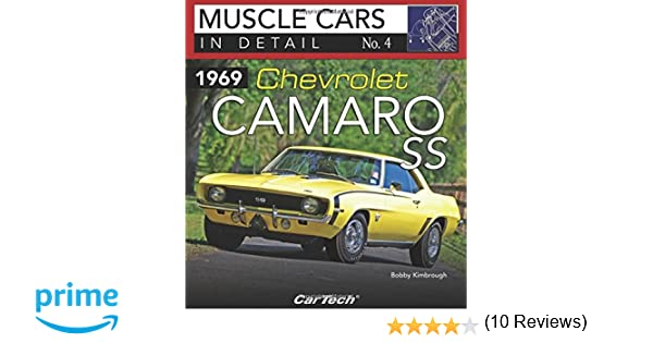 Chevrolet Camaro Ss Muscle Cars In Detail No Bobby