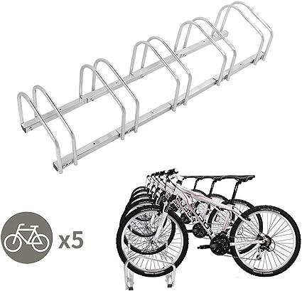 Amazon Com Lly Houseware 5 Bicycle Floor Parking Adjustable