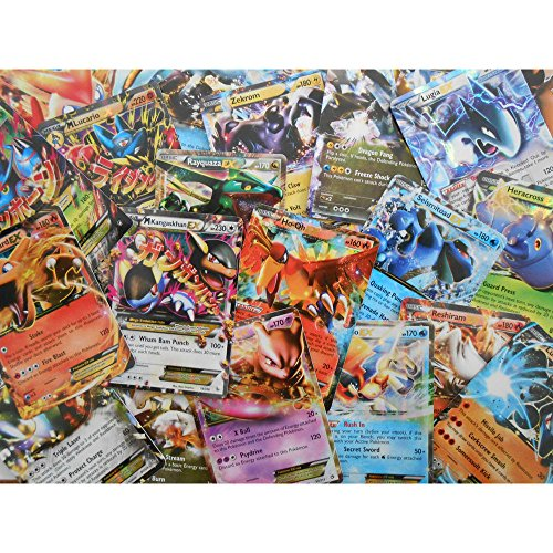 Pokemon TCG 50 CARD LOT-RARE, COMMON, UNCOMMON, & GUARANTEED