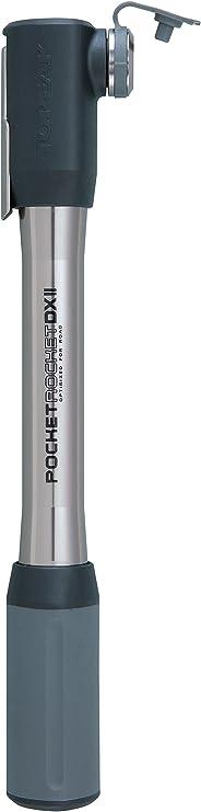 Cadre Support Vélo Pompe Topeak Pocket Rocket Black 115 g mini pompe 11 bars