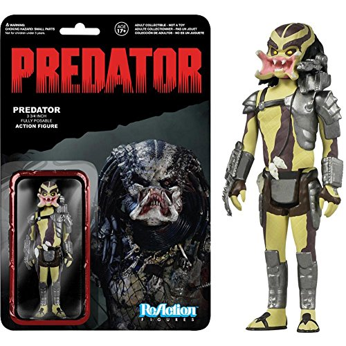 Predator Open Mouth ReAction Figure