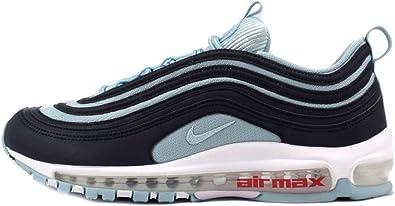 Original Complaciente Pensar  Amazon.com: Nike Air Max 97 Premium Dark Obsidian/Ocean Bliss - Zapatillas  deportivas (talla 44): Shoes