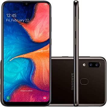 SAMSUNG Galaxy A20 32GB A205G / DS 6.4