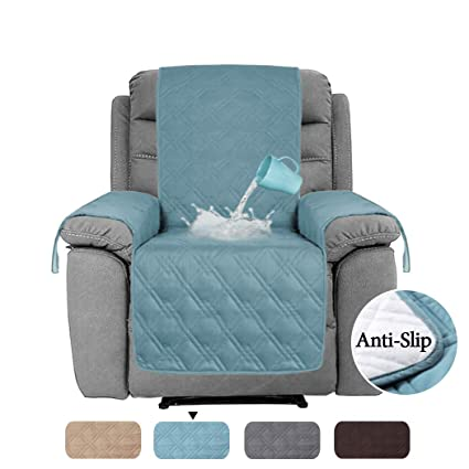 Amazoncom Furniture Sofa Covers For Oversized Recliner Soft