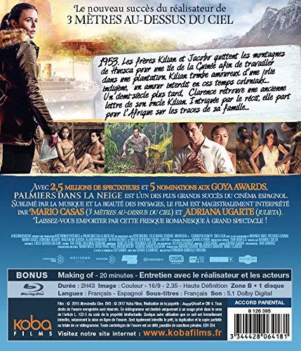 Palmiers dans la neige [Francia] [Blu-ray]: Amazon.es: Mario ...