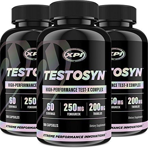 Testosyn Pack Performance Testosterone Supplement
