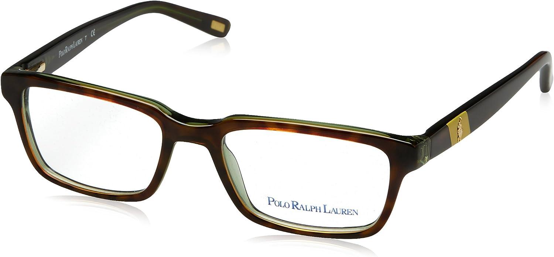 Polo Ralph Lauren 0PP8525, Monturas de Gafas para Hombre: Amazon.es: Ropa y accesorios