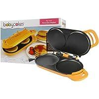 Babycakes flip-over pancake Maker Naranja