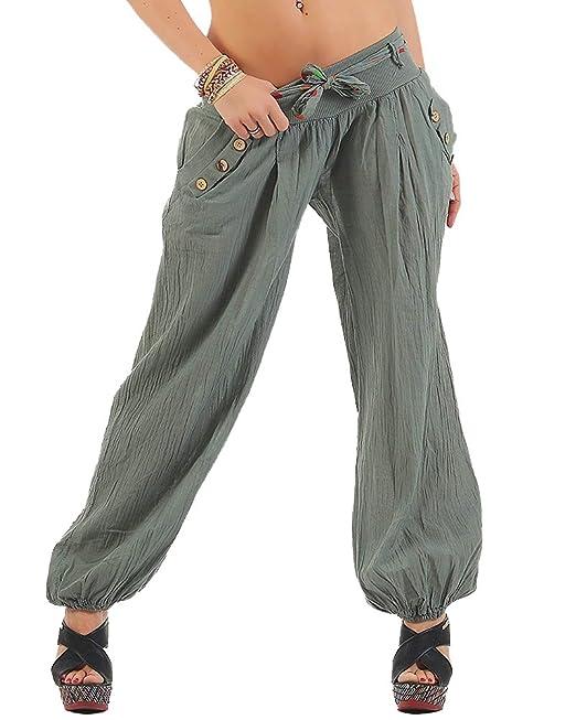ShiFan Boyfriend Harem Pantalon Yoga Anchos De Mujer Pantalones Tallas Grandes