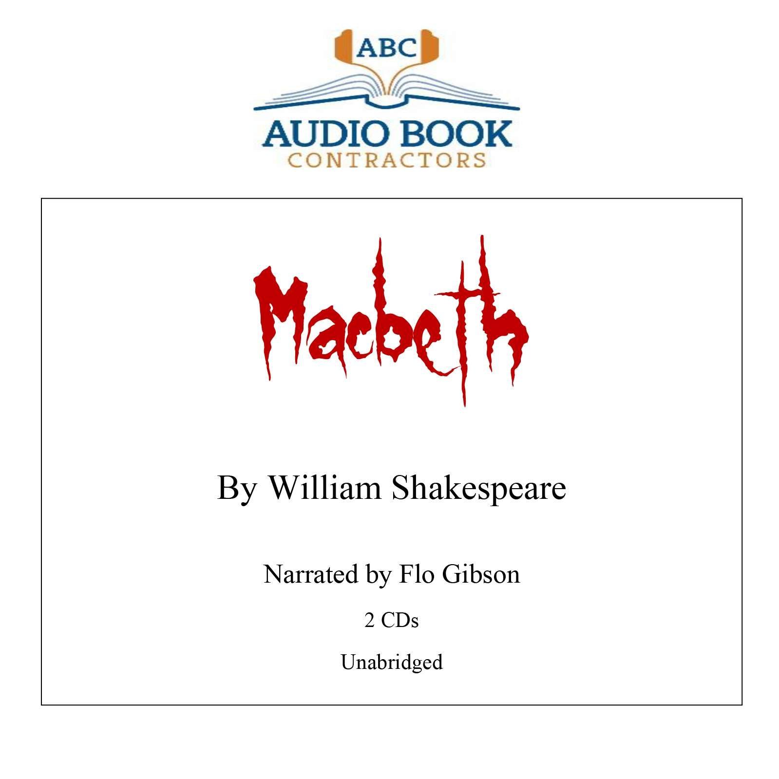 Macbeth (Classic Books on CD Collection) [UNABRIDGED]