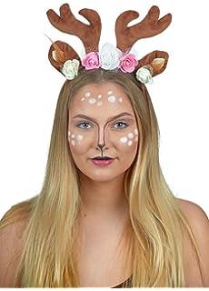 Oh Deer Reh Kinder Kostum Rehkitz Bambi Rentier Hirsch Madchen