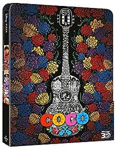 Amazon Com Coco Steelbook Blu Ray 3d Blu Ray Bonus Region