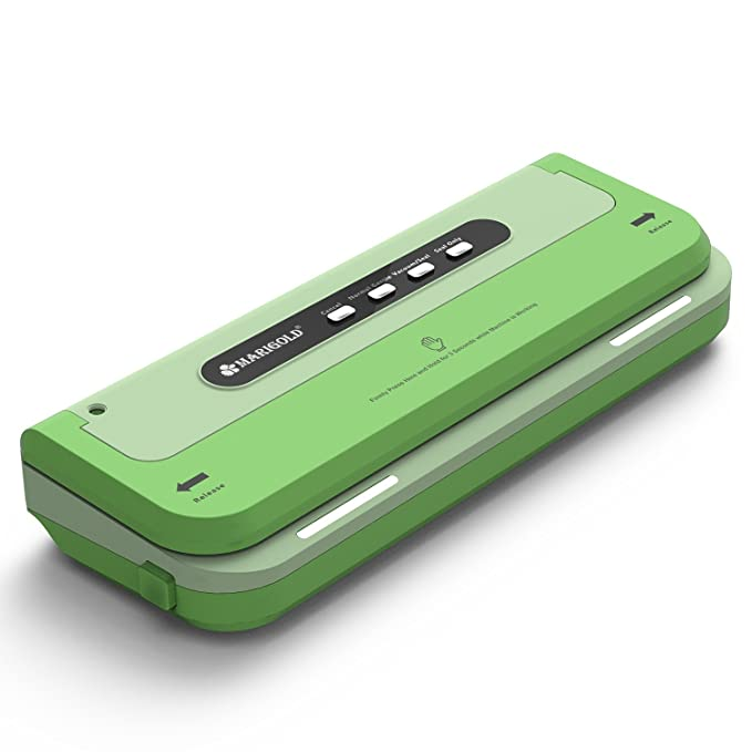 MARIGOLD Food Vacuum Sealer Machine w/Starter Kit (FVS1701)-Best-Popular-Product