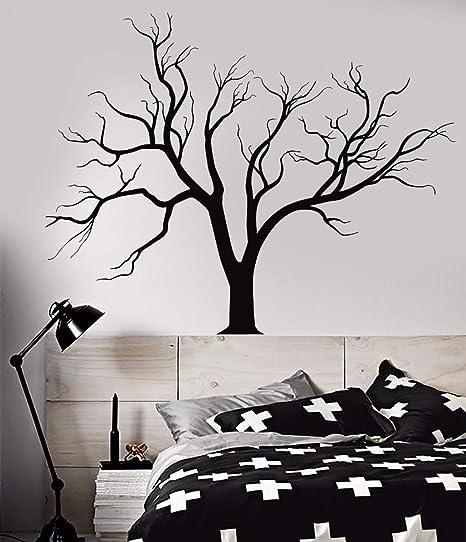 Naturaleza gótica Ramas de los árboles Pegatinas de pared de ...