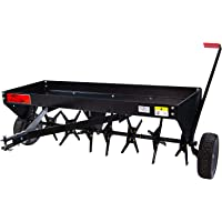 Brinly PA-48BH Tow Behind Plug Aerator, 48-Inch