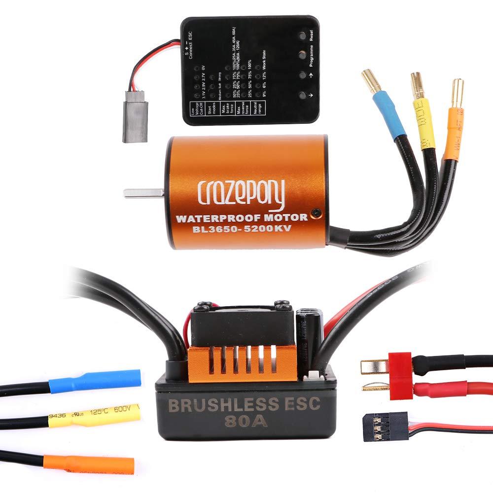 Sensorless Brushless Motore Motor