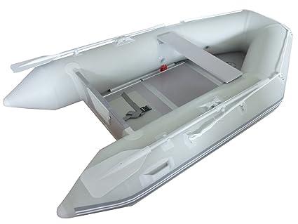 Tangkula Nueva 1,2 mm PVC 9 Hinchable Barco Tender Balsa de ...