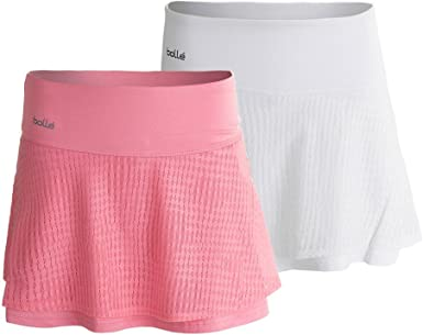 Boll/é Womens Graffiti Skirt with Shorts