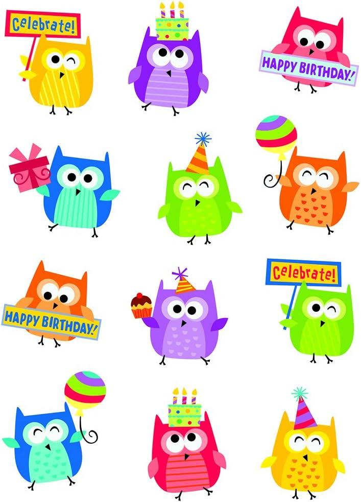 Mrs Grossman FUN PARTY HATS Stickers 1//2 Sheet BIRTHDAY NEW YEARS CELEBRATIONS