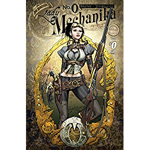 Lady Mechanika (Aspen) #0