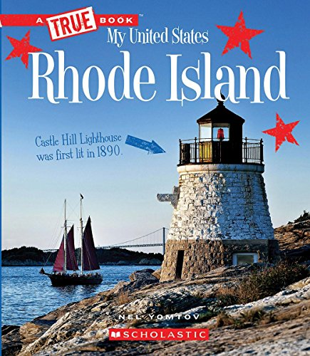 Rhode Island (True Book My United States)