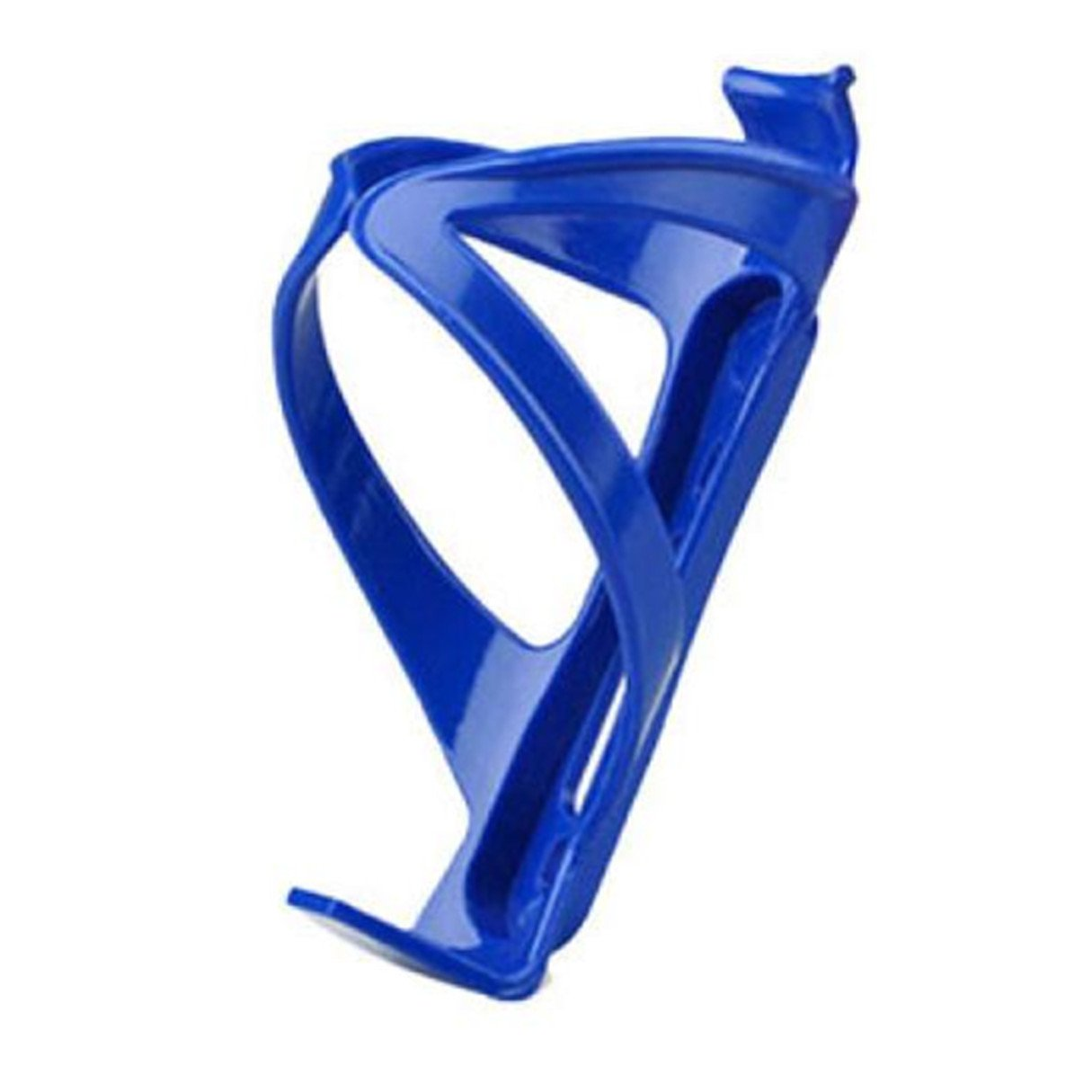 Witspace Bike Cycling Mountain Road Bicycle Water Bottle Holder Cages Rack Mount (Blue)