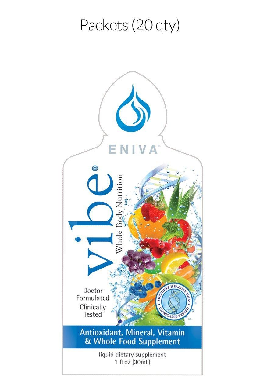エニーバVIBEフルーツセンセーション 液状マルチミネラル&ビタミン栄養補助飲料 パケット(20個入 B075FDCX1W