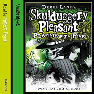 Skulduggery Pleasant Audiobook