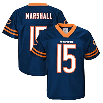 55fc660e4 Image Unavailable. Image not available for. Color  Outerstuff Brandon  Marshall NFL Chicago Bears Replica Home Jersey Infant Toddler ...