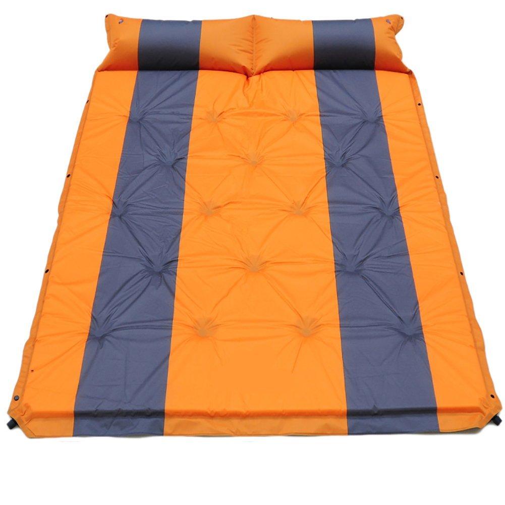 ERMEI Outdoor Automatische aufblasbares Kissen Zelt Air Kissen Matte Haarverdichtung Weitenverstellung Camping Matte Mittagspause Isomatte