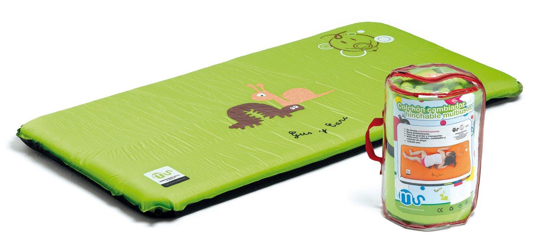 Innovaciones MS 3010 - Colchón cambiador hinchable: Amazon.es: Bebé