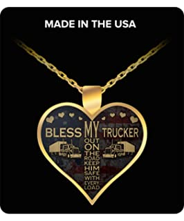 prayer for my truck driver